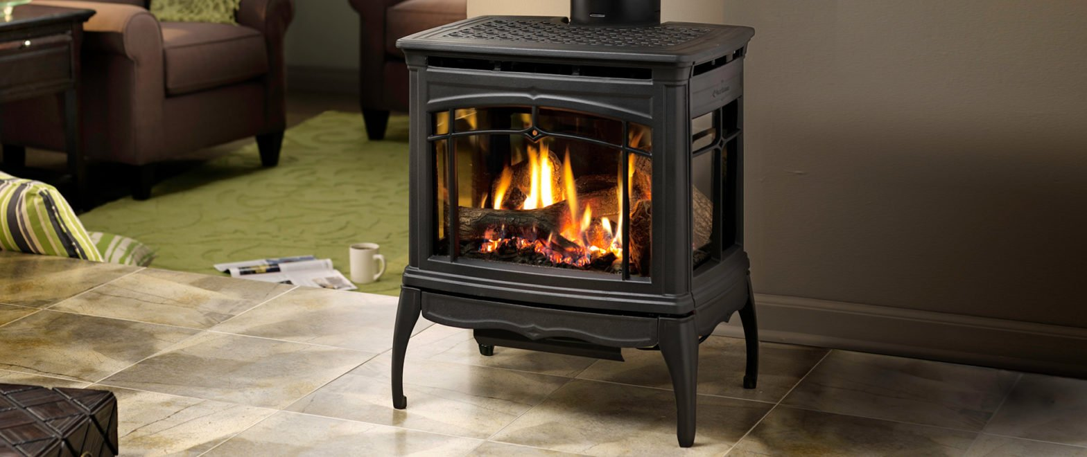 Hearthstone Bristol DX-model wood stove