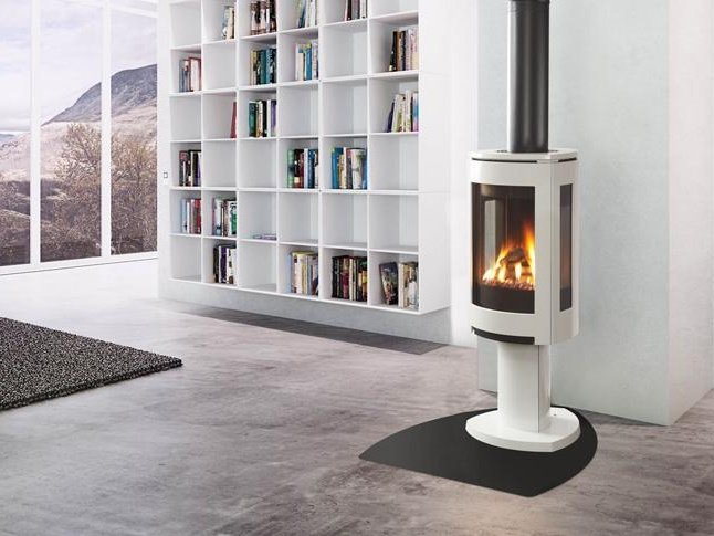 Jotul cast iron stove model gf 370 with JotulBurner
