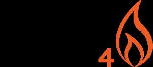 Element 4 fireplaces logo
