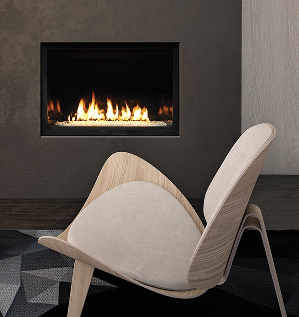 Marquis Collection Skyline gas fireplace