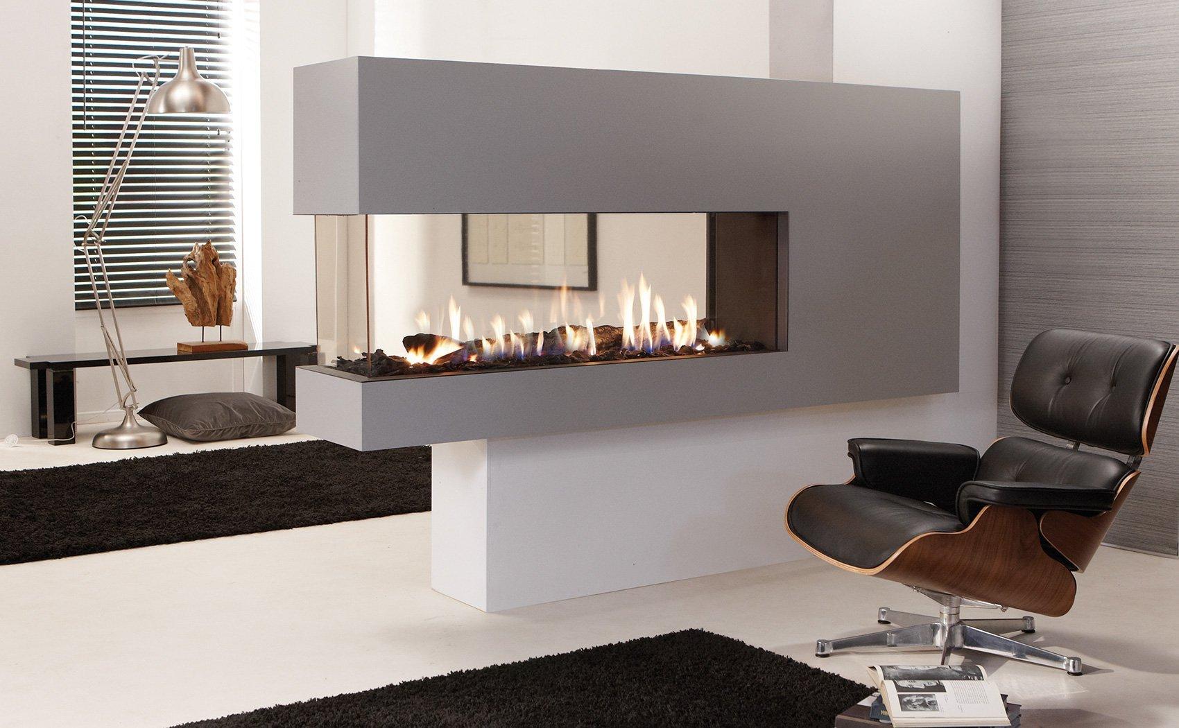 Element 4 Summit 140 gas fireplace