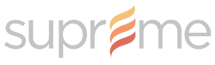 Supreme fireplaces logo